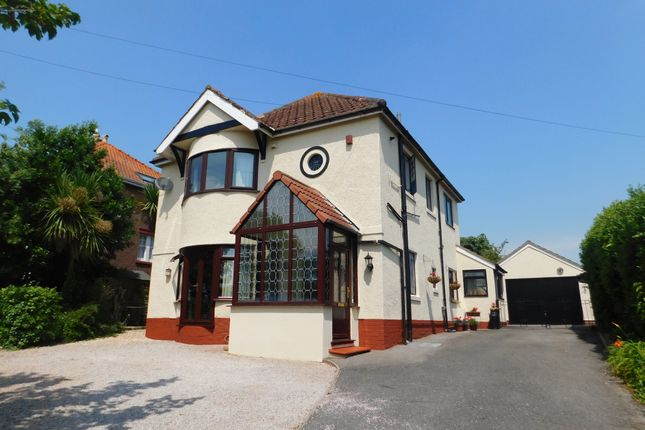 Thumbnail Detached house for sale in Huxtable Hill, Torquay