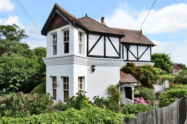 Front of Angel Road, Thames Ditton KT7