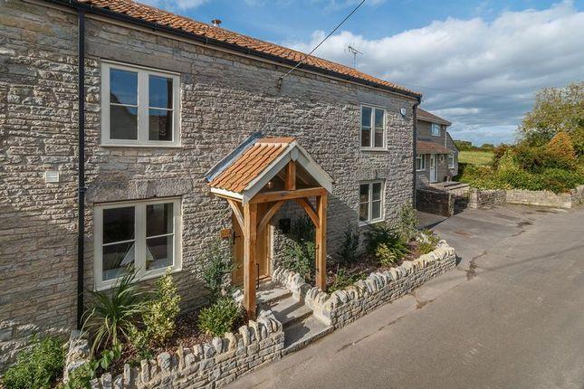 Thumbnail Cottage for sale in Kingsdon, Somerton