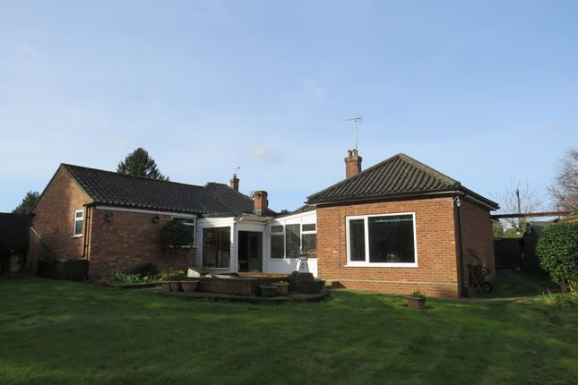 Detached bungalow for sale in St. Benets Avenue, North Walsham