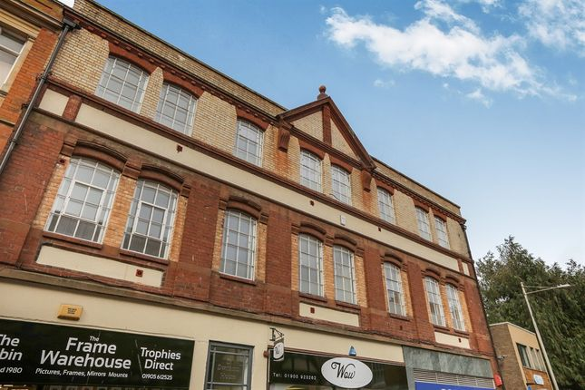 Thumbnail Flat for sale in Trinity Street, Worcester