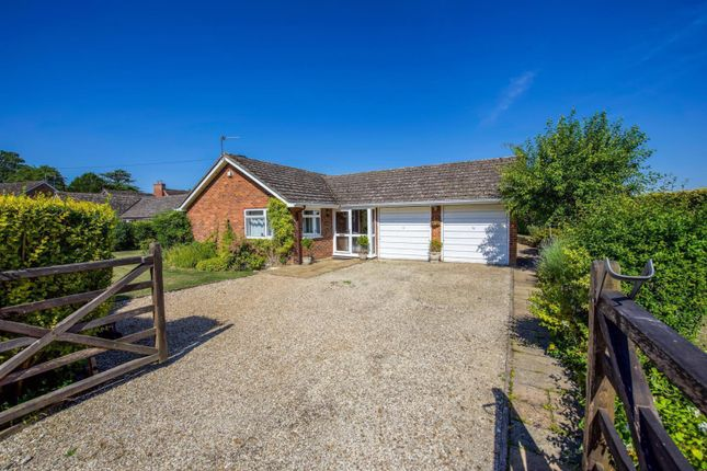 Thumbnail Detached bungalow for sale in Lane End, Crowmarsh Gifford, Wallingford