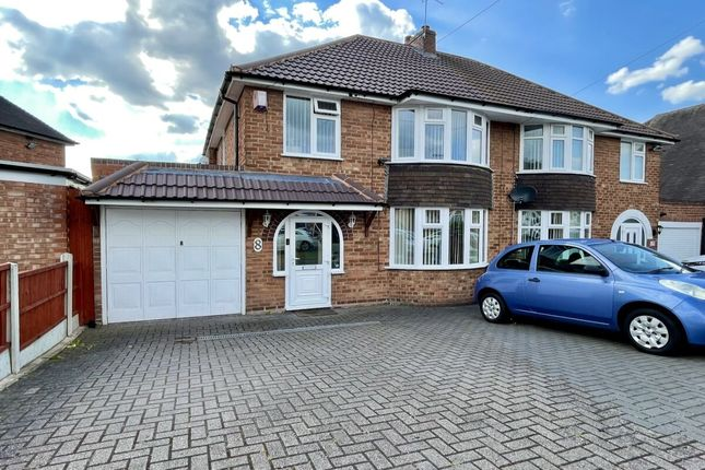 Semi-detached house for sale in Clifton Road, Castle Bromwich, Birmingham