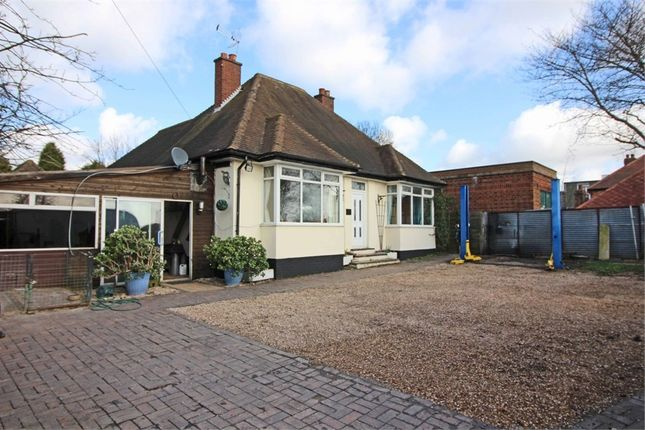 Thumbnail Detached bungalow for sale in High Street, Polesworth, Tamworth, Staffordshire