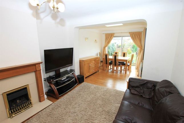Thumbnail Property to rent in Knightwood Crescent, New Malden