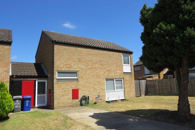 Thumbnail Terraced house to rent in Fir Walk, RAF Lakenheath, Brandon