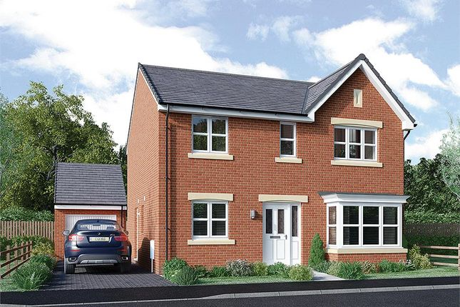 "Thumbnail Detached house for sale in ""Grant"" at Rosehall Way, Uddingston, Glasgow"