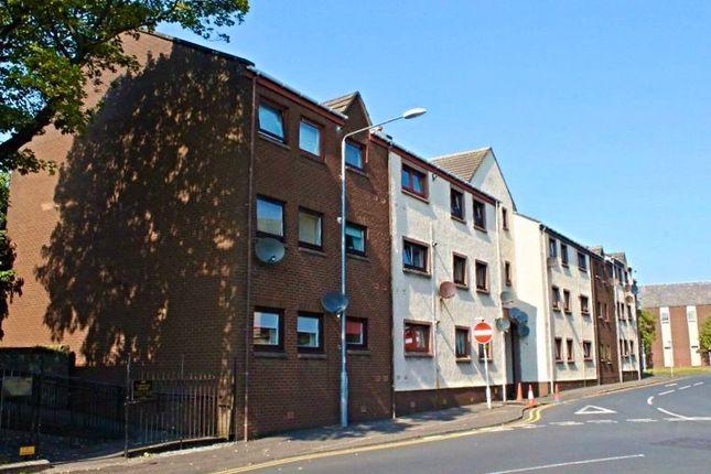Thumbnail Flat for sale in Garden Court, Ayr