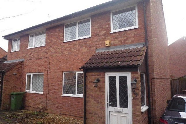 Thumbnail Property to rent in Hedgelands, Werrington, Peterborough