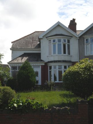 Thumbnail Semi-detached house to rent in Cwrt Sart, Neath