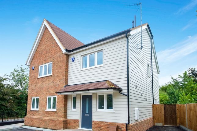 Thumbnail Semi-detached house for sale in Nazeing Road, Nazeing, Waltham Abbey