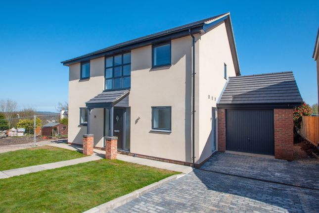 Thumbnail Detached house for sale in Ruardean Hill, Drybrook