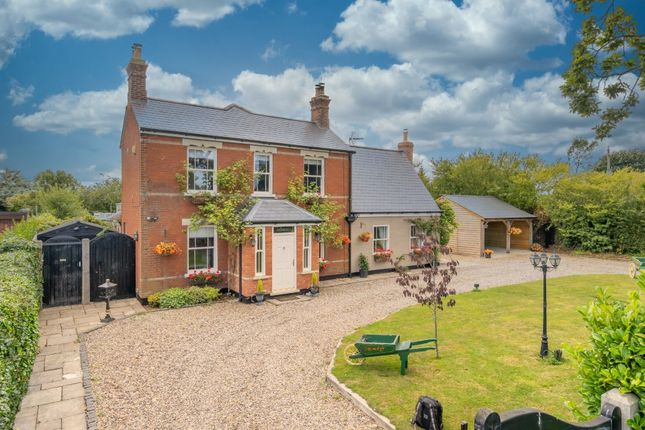 Detached house for sale in Blundeston Road, Corton, Suffolk