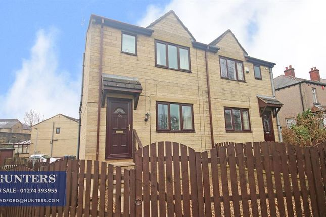 Thumbnail Semi-detached house for sale in Briarwood Drive, Bradford