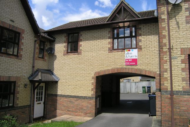 Thumbnail Flat to rent in Massey Close, Pewsham, Chippenham
