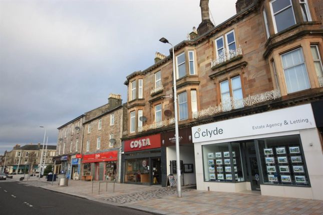 Thumbnail Flat to rent in Larchfield, Colquhoun Street, Helensburgh