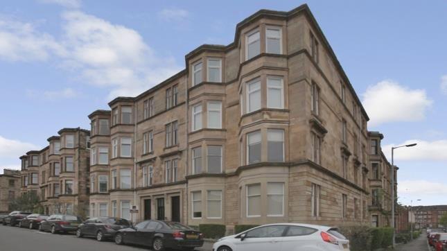Thumbnail Flat for sale in Clouston Street, North Kelvinside, Glasgow, Lanarkshire