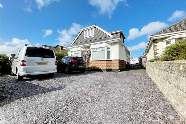 Thumbnail Bungalow for sale in Hill View Road, Ensbury Park, Bournemouth