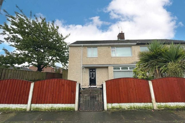 4 bed semi-detached house to rent in Mercer Ave, Westvale. L32