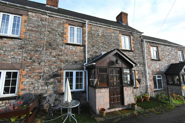 Thumbnail Terraced house for sale in Woodcroft Terrace, Woodcroft, Chepstow