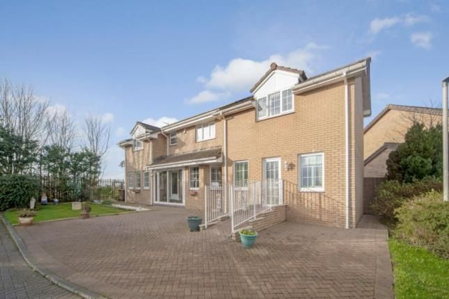 Thumbnail Detached house for sale in Hawkhill Drive, Stevenston, North Ayrshire
