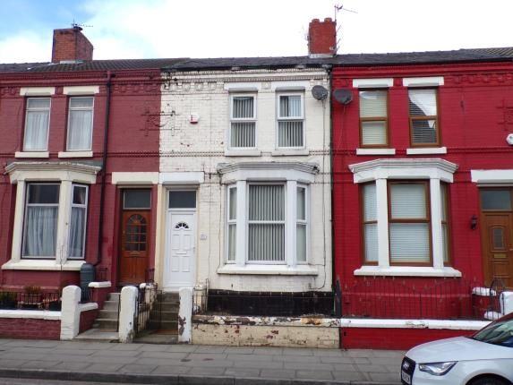 Front of Hale Road, Walton, Liverpool, Merseyside L4
