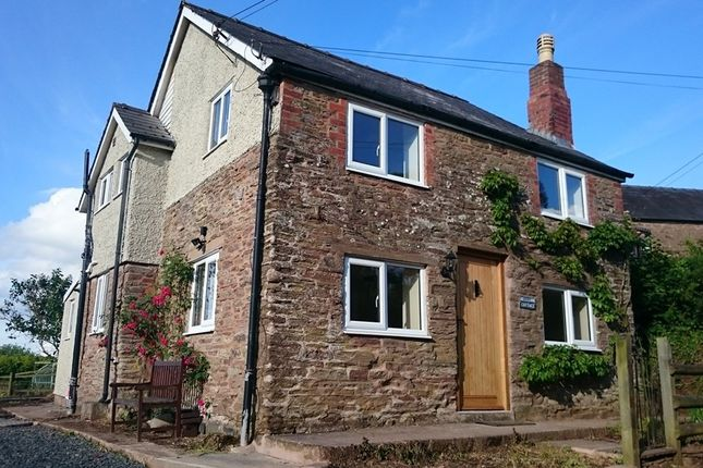 Thumbnail Detached house to rent in Leominster, Pudlestone, Herefordshire