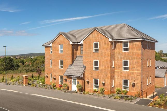 "2 bedroom flat for sale in ""Foxton"" at St. Georges Way, Newport"