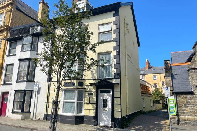 Thumbnail End terrace house for sale in 30 Morawel, Portland Street, Aberystywth
