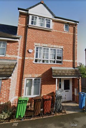 Thumbnail Terraced house to rent in Northcote Avenue, Wythenshawe, Manchester