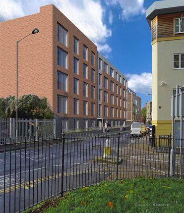 Thumbnail Flat for sale in Braggs Lane, Old Market, Bristol