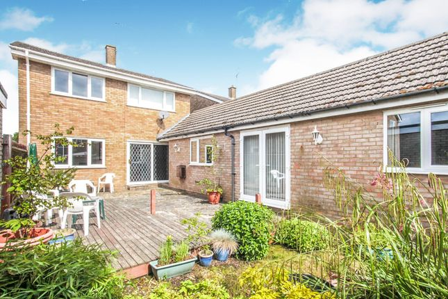 Thumbnail Detached house for sale in Poplar Road, Kensworth, Dunstable