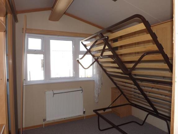 Master Bedroom of The Pastures, Oxcliffe New Farm Caravan Park, Oxcliffe Road, Heaton With Oxcliffe LA3
