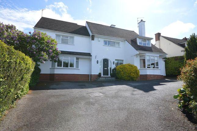 Detached house for sale in Wellsway, Keynsham