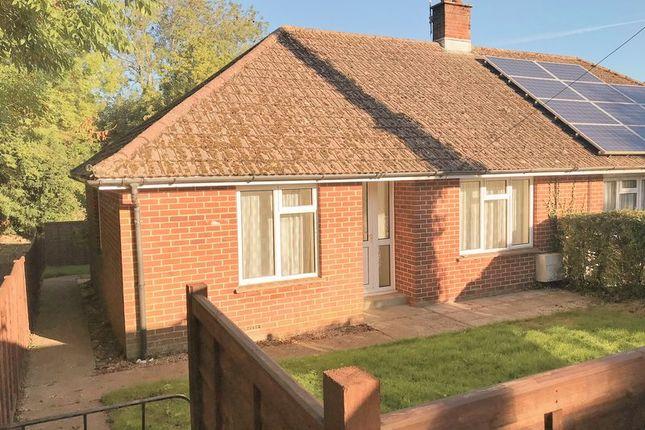 Thumbnail Bungalow to rent in Lower Furlongs, Brading, Sandown