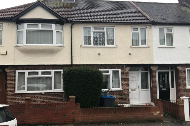 Thumbnail Terraced house to rent in Brooklyn Road, South Norwood
