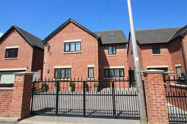 Thumbnail Detached house for sale in Dobbs Drive, Formby, Merseyside