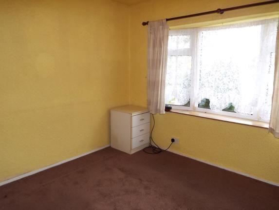 Bedroom Two of Oakland Glen, Walton-Le-Dale, Preston, Lancashire PR5