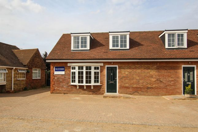 Thumbnail Semi-detached house for sale in Warren Close, Leighton Buzzard