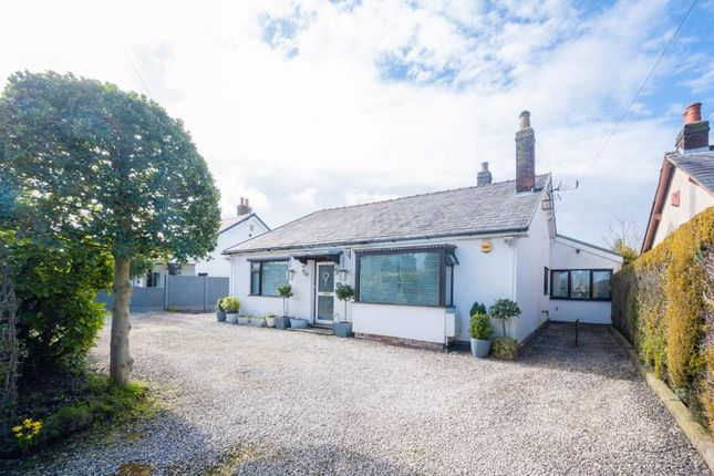 Thumbnail Detached bungalow for sale in Black Moss Lane, Ormskirk