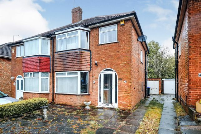 3 bed semi-detached house for sale in Howard Road, Great Barr, Birmingham B43