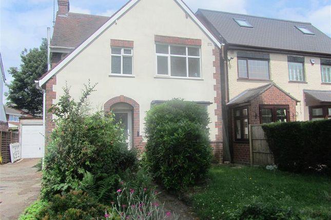 Thumbnail Property to rent in The Mount, Erdington, Birmingham