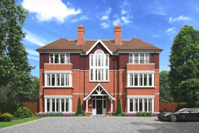 Thumbnail Flat for sale in Portmore Park Road, Weybridge