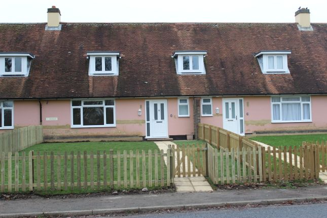 Thumbnail Cottage to rent in Oxford Road, Sutton Scotney, Winchester