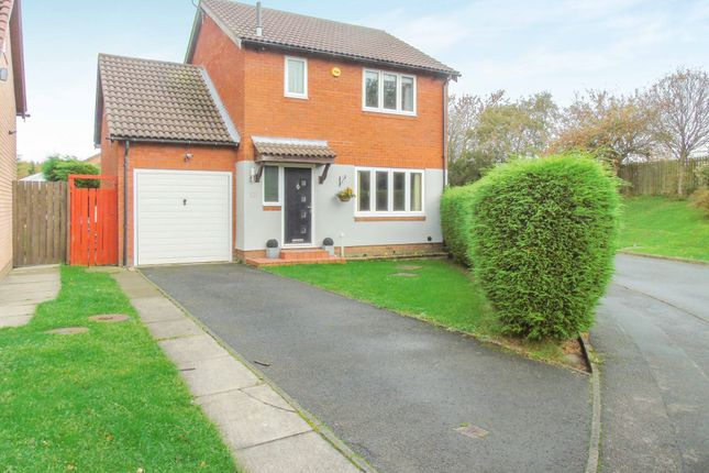 Thumbnail Detached house for sale in Hatfield Drive, Seghill, Cramlington