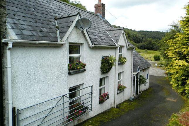 Thumbnail Terraced house for sale in Cae Rwgan, Aberbanc, Penrhiwllan, Llandysul