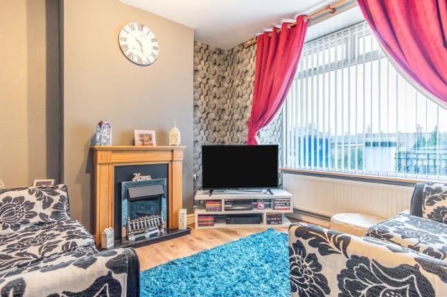 Lounge of County Road, Penygroes, Caernarfon, Gwynedd LL54