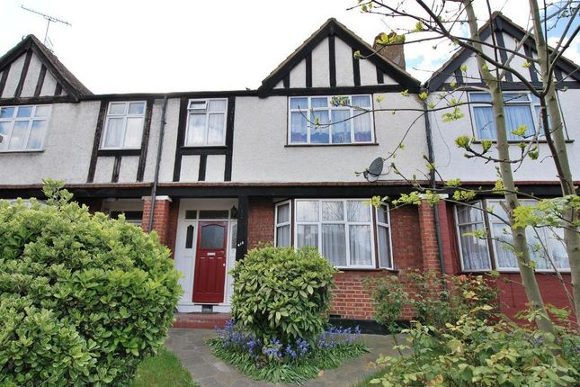 Thumbnail Terraced house for sale in Greenford Avenue, Hanwell, London