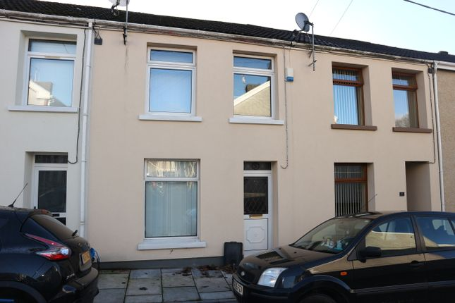 Thumbnail Terraced house for sale in Hickman, Merthyr Tydfil