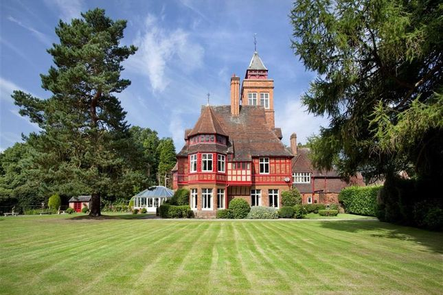 Thumbnail Country house for sale in Moorgreen, Nottinghamshire